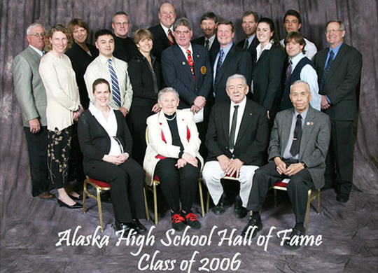 Alaska High School Hall of Fame - Class of 2006
