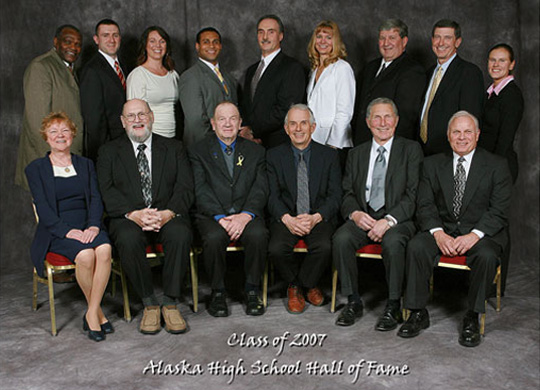 Alaska High School Hall of Fame - Class of 2007