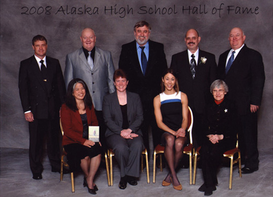 Alaska High School Hall of Fame - Class of 2008